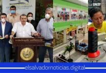 ARENA y el FMLN se vende a grupos de poder para habilitar maquilas y centros comerciales sin importarles cuantos Salvadoreños mueran