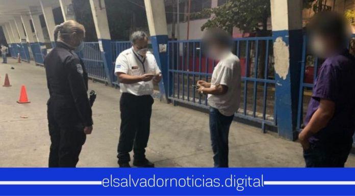 Salvadoreños fueron expulsados de Guatemala por infringir toque de queda en su país