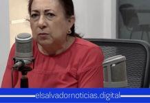 Salvadoreña le da fuerte pelada de cara a Yanci Urbina en vivo y en directo