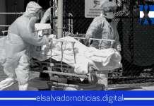Última Hora| Salvadoreño pierde la batalla con el COVID-19, siendo la persona décima quinta en el territorio nacional
