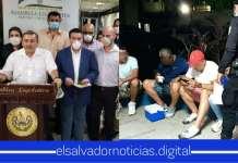 ARENA impulsa campaña para que todos los salvadoreños violenten la cuarentena domiciliar
