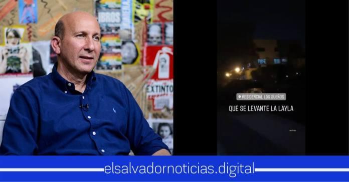 Javier Simán acepta públicamente que irrespetó la cuarentena para participar en la protesta de pitos contra el Gobierno