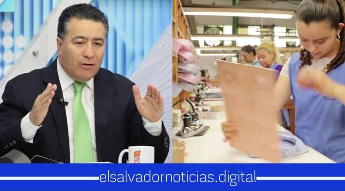 """Diputado de ARENA dice que los salvadoreños tienen que pedir no tener """"goce de sueldo"""" para seguir en cuarentena y así no contagiarse"""