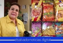 Diputada de ARENA asegura que los CHURROS están llenos de nutrientes y eso necesitan los salvadoreños en está crisis de COVID-19
