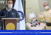 Gobierno inaugura el primer Centro de Recolección de Plasma, para combatir el COVID-19
