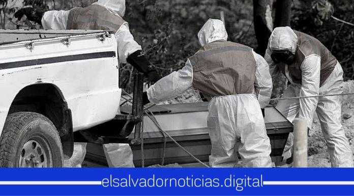 #ÚltimaHora  Autoridades confirman la muerte de dos salvadoreños a causa del mortal COVID-19
