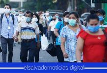 #ÚLTIMAHORA | El Salvador entra en fase III de la pandemia por COVID-19 tras superar los 2.100 contagios