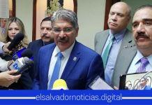 Quijano exige cerco epidemiológico en la Asamblea Legislativa tras confirmar casos de COVID-19