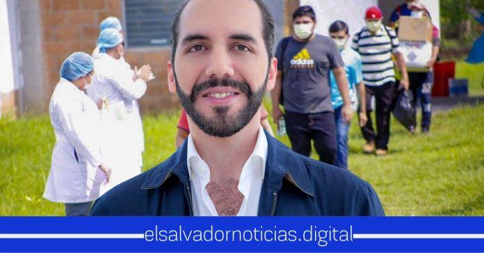 La bendición de dar pacientes de alta continua, este día 25 salvadoreños se recuperaron de COVID-19