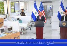 A través de USAID el Gobierno del Presidente Bukele recibió el donativo de 250 ventiladores para enfrentar la pandemia de COVID-19