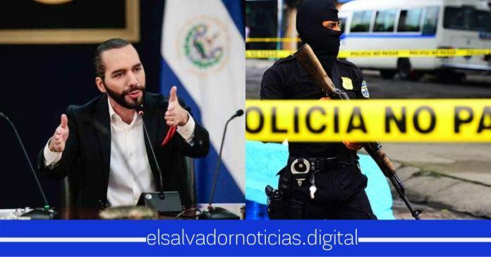 El Salvador reporta segundo día en la semana con CERO homicidios a nivel nacional