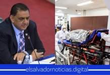 Última Hora| Mueren segundo diputado del partido ARENA a causa del COVID-19, quien era suplente de Alberto Romero