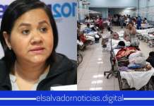 Cristina asegura que el FMLN dejó todos los Hospitales de país remodelados para cualquier emergencia