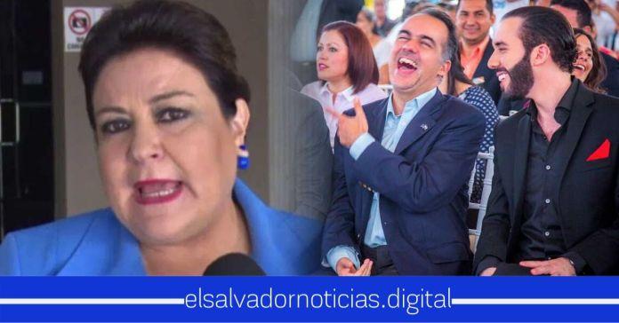 Margarita afirma que buscará su reelección en el 2021 porque la gente se lo está pidiendo para que siga haciendo un buen trabajo