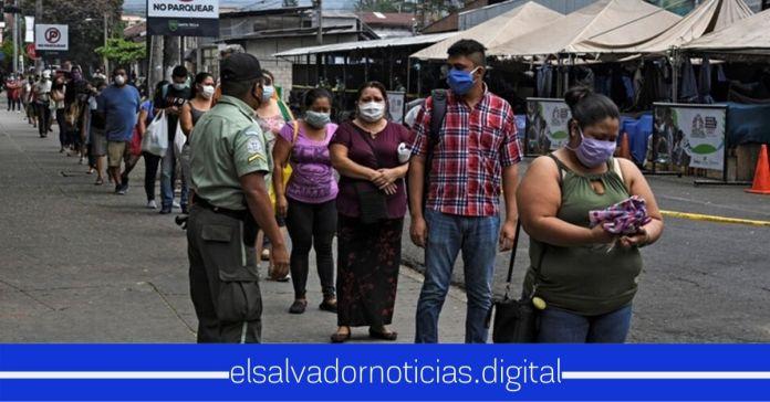 El Salvador suma 108 salvadoreños más con COVID-19, elevando las cifras a 3.481 casos confirmados