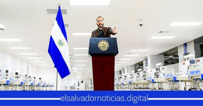 Hospital El Salvador, el hospital más grande en América Latina que salvará la vida de los salvadoreños del COVID-19