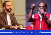 Óscar dice que el Presidente Bukele miente, ya que el FMLN dejó hospitales de primer mundo al país incluso para enfrentar una pandemia