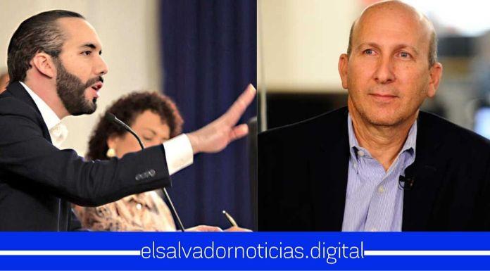 """Javier Simán presenta denuncia ante Apolonio Tobar, porque el Presidente Bukele """"violó su autoestima"""""""