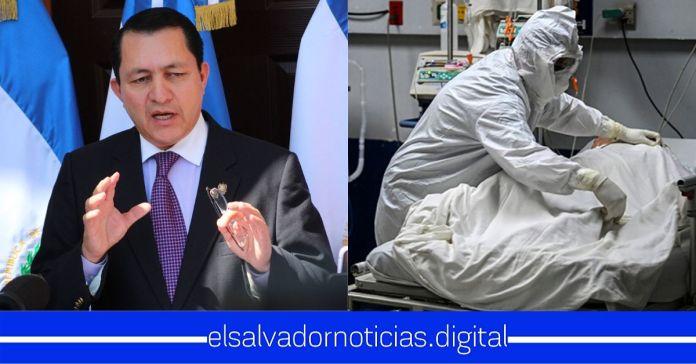 Mario Ponce afirma que no quieren aprobar Régimen de Excepción porque aún tienen duda si existe pandemia o no en El Salvador