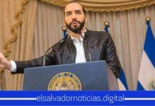 Presidente Bukele pide a los salvadoreños cumplir reglas y protocolos al pie de la letra en reapertura económica, para evitar contagios masivos del Coronavirus