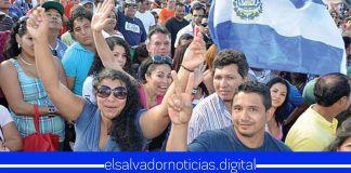 Salvadoreños apoyan al Presidente Bukele y exigen a los diputados un nuevo Régimen de Excepción