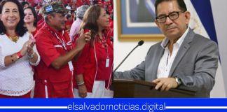 FMLN postula a Eugenio Chicas como candidato a PARLACEN