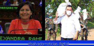 Diputada del FMLN se burla del Ministro Mario Durán tras dar positivo a COVID-19