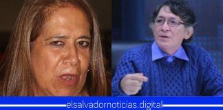 Nidia Díaz se «ofende» y presenta demanda contra Geovani Galeas por haberla llamado IMBÉCIL