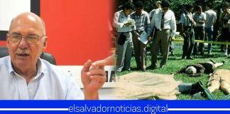 Expresidente Alfredo Cristiani habría aprobado el asesinato de los jesuitas en la UCA