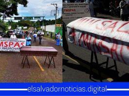 #ÚltimaHora | Médicos protestan a nivel nacional exigiendo a los diputados cuarentena por 15 días bajo un Régimen de Excepción