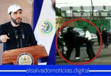 Presidente Bukele ordena remover de su cargo a jefe de la PNC en Ahuachapán por falta de criterio en contra de los derechos de los salvadoreños
