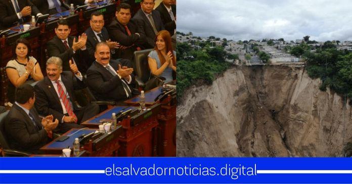 Préstamo que resolvería Santa Lucía y otras cárcavas a nivel nacional SIN aprobación de diputados