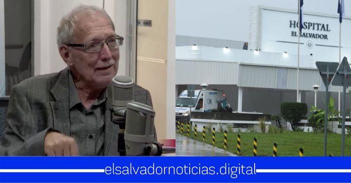 """Paolo Lüers critica cínicamente al Hospital El Salvador y lo califica como una """"pendejada"""""""