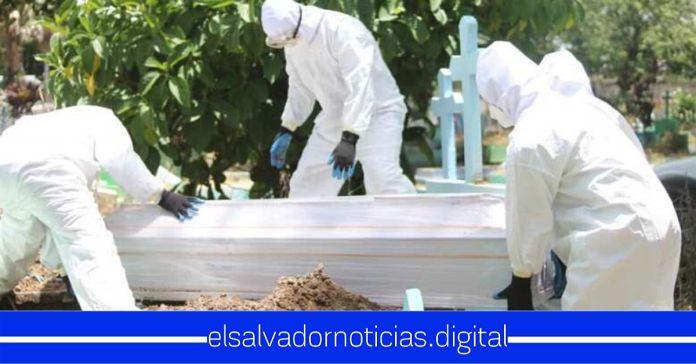 Mueren once salvadoreños más a causa del Coronavirus, totalizando 335 decesos por la enfermedad
