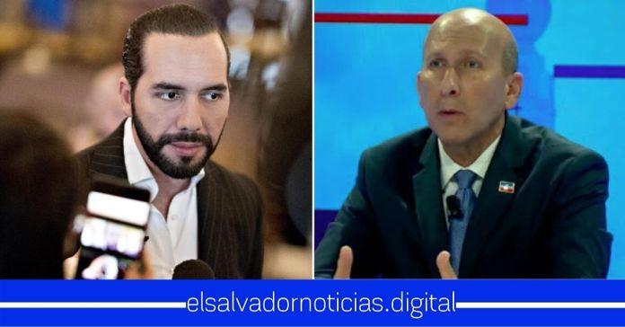 Javier Simán pide diálogo con Bukele, tras repunte de contagios por COVID-19 en empresas privadas