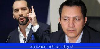 Presidente Bukele le cierra la boca a Mario Ponce por faltarle el respeto a las mujeres