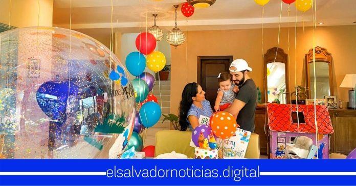 De esta manera la Familia Presidencial más querida en la historia de El Salvador, celebran cumpleaños del mejor Presidente Nayib Bukele