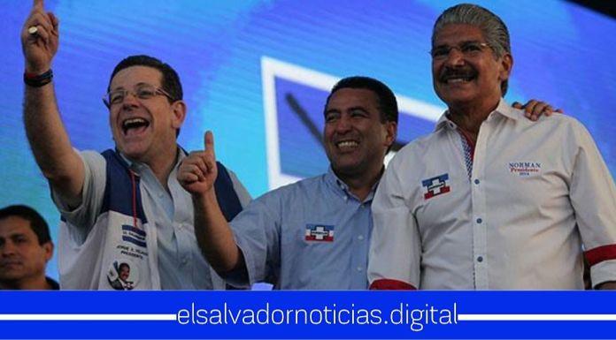 Areneros brindan TODOS sus votos a Quijano para que siga evadiendo la justicia con su fuero, desde el PARLACEN