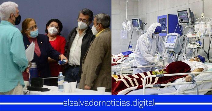 Diputados consiguen en un mes doblar cifras de contagios por COVID-19 desde el inicio de la pandemia por falta de cuarentena bajo Régimen de Excepción
