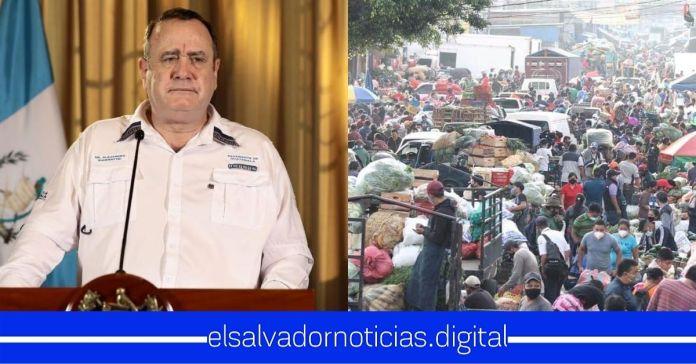 Abarrotadas se encuentran las calles en Guatemala tras dar inicio a actividades económicas