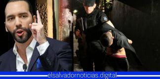 Por medio del Plan Control Territorial PNC captura a peligroso cabecilla de estructura terrorista en San Miguel perseguido por el FBI