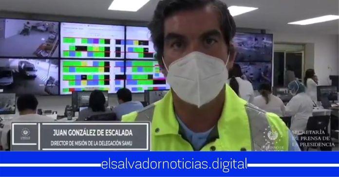 Jefe de médicos españoles quedó impresionado por Hospital El Salvador tras avanzada tecnología