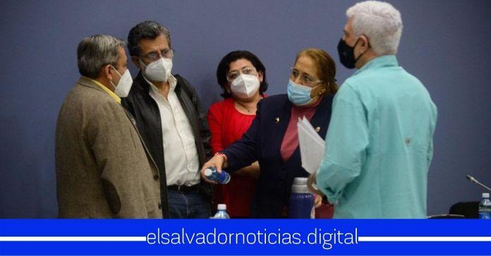 Asamblea Legislativa tira a la BASURA fondos para que El Salvador enfrente la pandemia