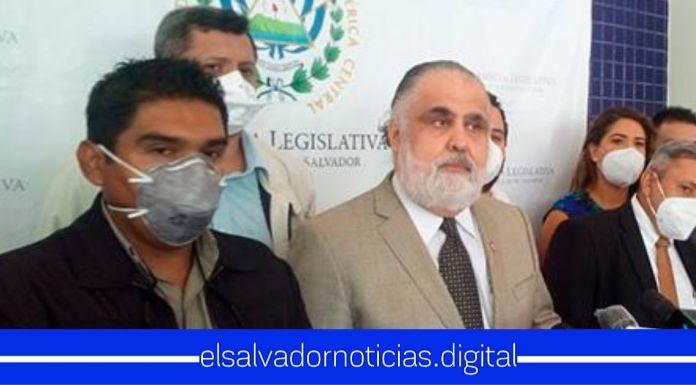 Exigen a diputados de partido ARENA dar sus salarios al pueblo para DEVOLVER LO ROBADO