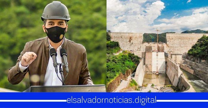 El mal llamado monumento a la corrupción ahora se llamará: «Central Hidroeléctrica 3 de Febrero»
