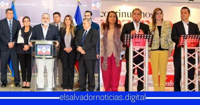 Los farsantes de ARENA y FMLN reclaman al Gobierno auditorías de gastos, mientras sus alcaldías NUNCA les han rendido cuentas de los mismos fondos