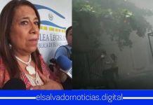 #ÚltimaHora | Oficinas del FMLN agarran fuego en la Asamblea Legislativa