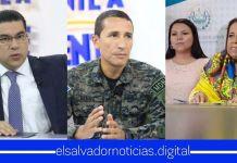 Raúl Melara afirma que NO existen delitos de lo ocurrido el 9f como lo quieren hacer ver los diputados