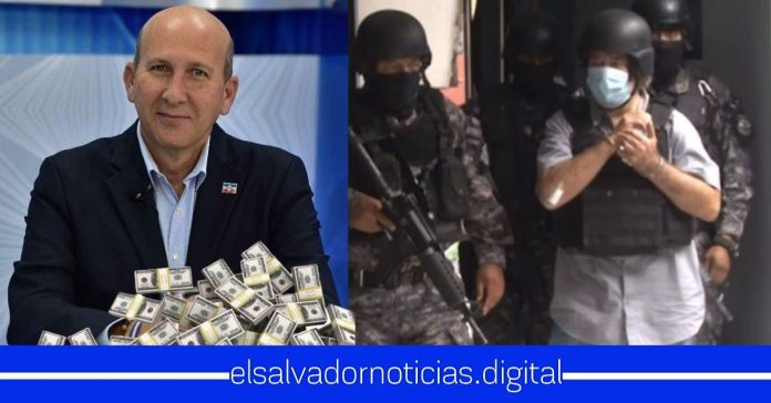 Javier Simán paga medio millón de dólares para poner en libertad al representante legal de su empresa