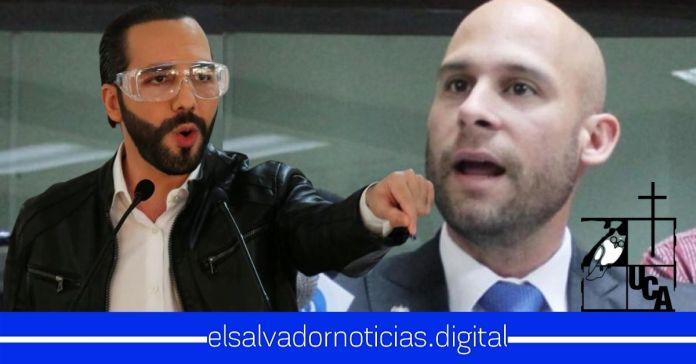 Nayib Bukele destapa la unión entre la UCA y Velásquez Parker para destituir a Melara